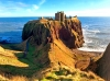 Dunnottar Castle and the Honours of Scotland